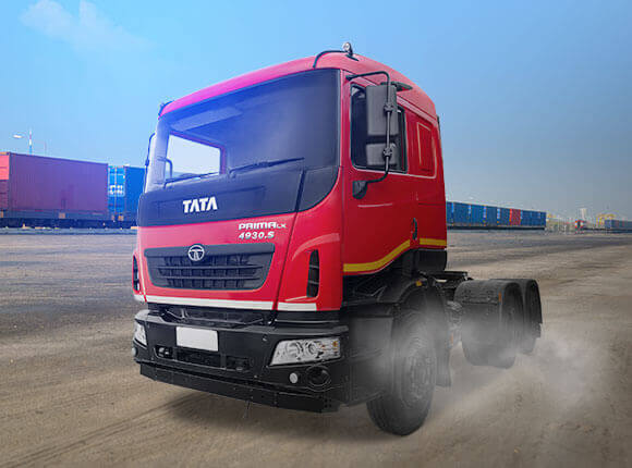 Tata Prima LX 4930.S Heavy Trucks