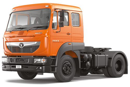 Tata signa 3518 LH Side Trucks