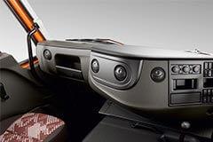 ergonomic dashboard