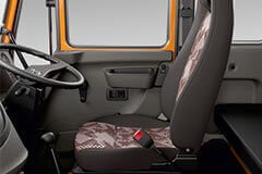 Tata Signa 4018S Trucks Emergency Seats