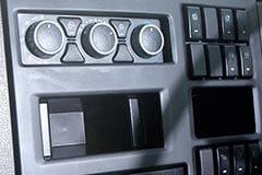 elegant control panel