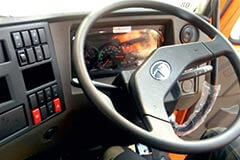 ergonomic steering