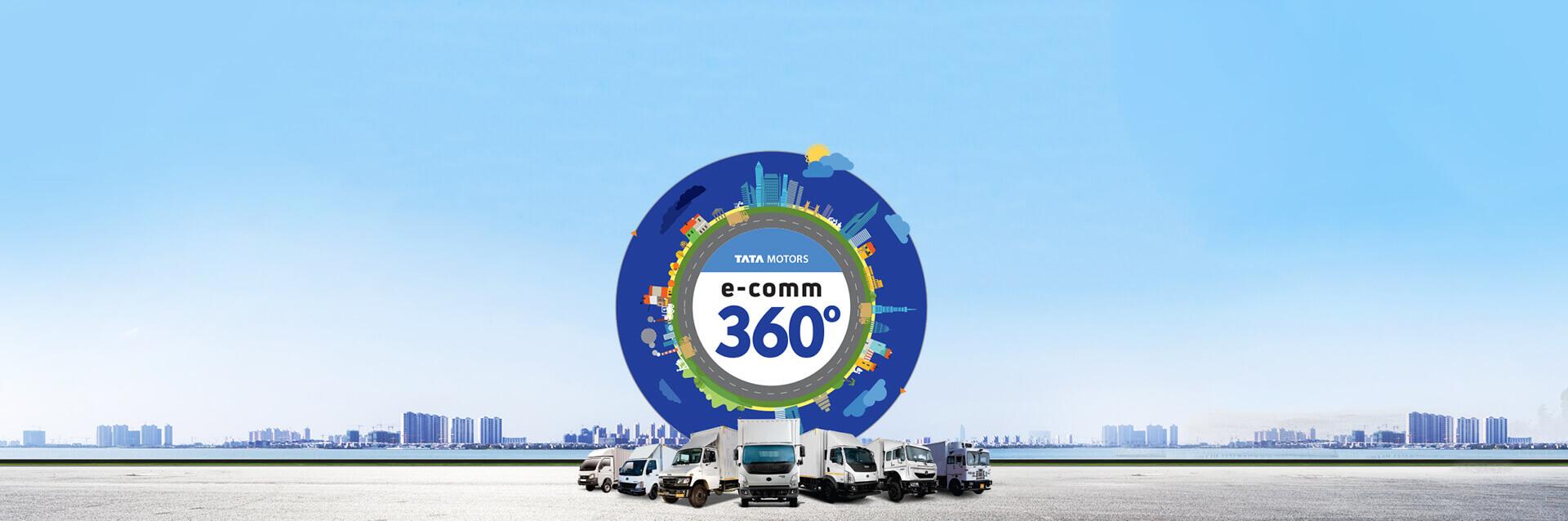 Tata Trucks Ecommerce Banner