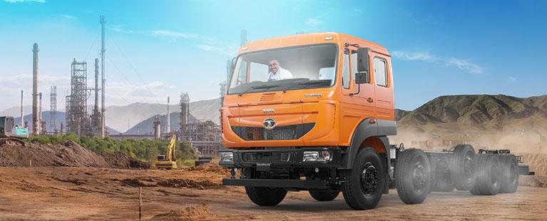 banner mobile trucks signa 3718t