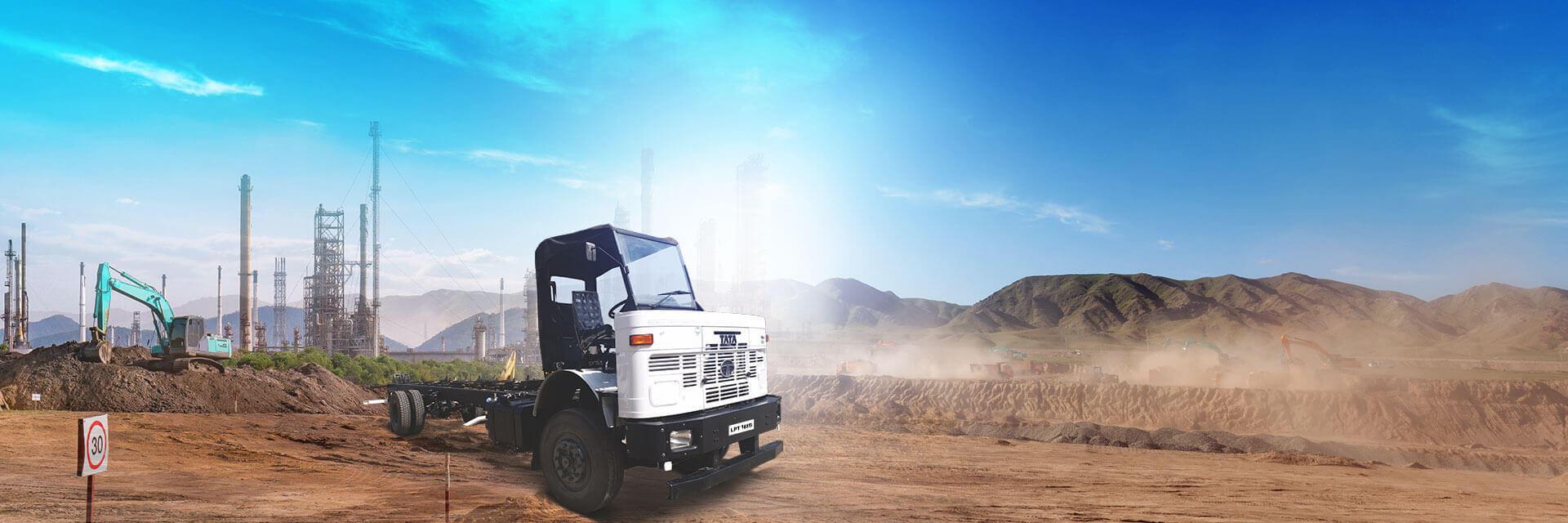 banner trucks lpt 1615