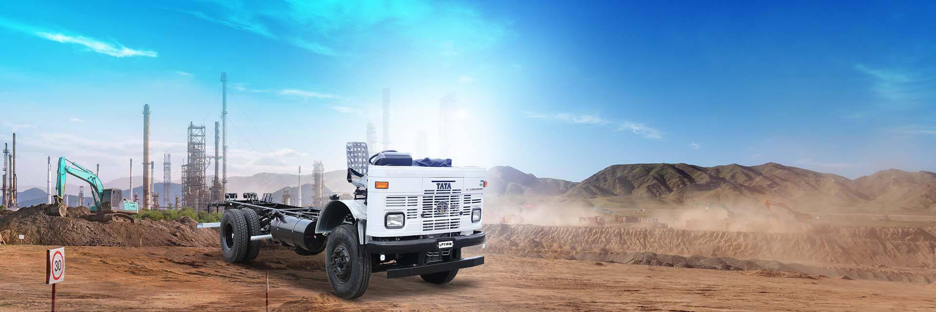 Banner trucks lpt 1618 5l
