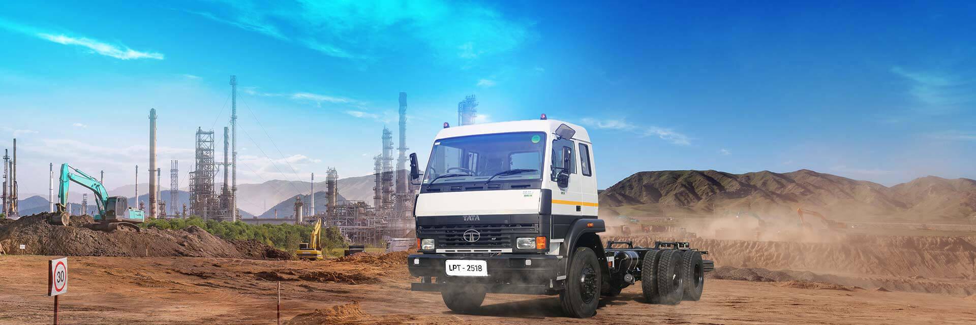 banner trucks lpt 2518