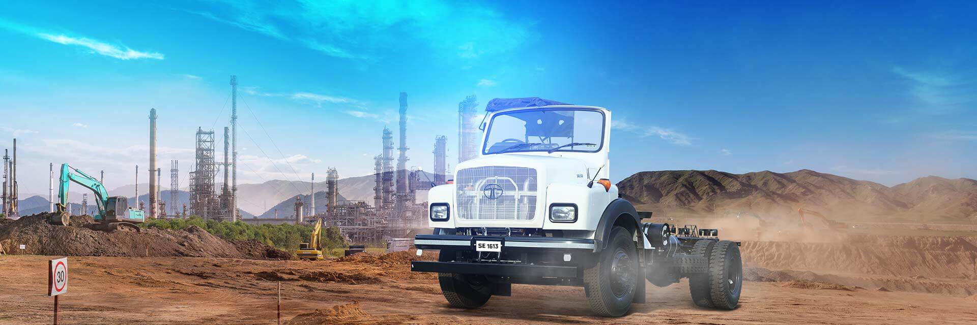 banner trucks se 1613