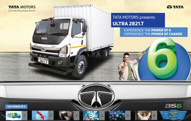 TATA Signa 2821K RMC Brochure