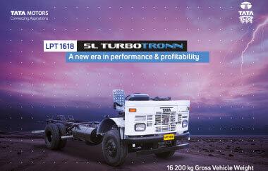 Tata LPT 1618 5L Turbotron Trucks
