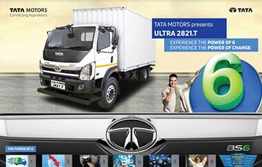 TATA ULTRA 2821.T Brochure