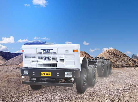 Tata LPT 3718 Trucks Chassis