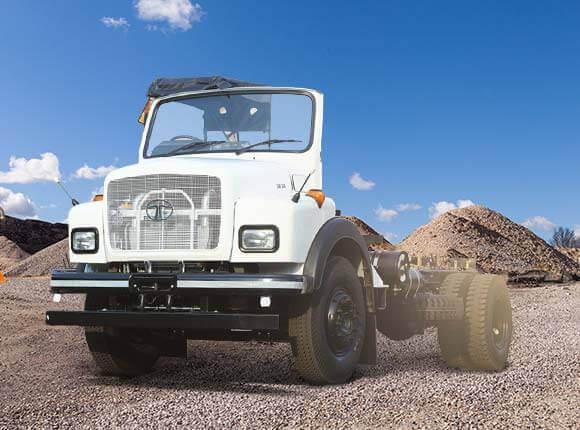 Tata SE 1613 Trucks Chassis