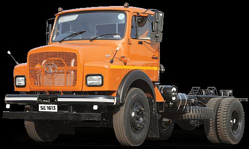 overview trucks se 1613 cab sl