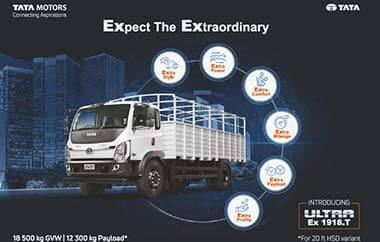 Tata Ultra 1918.T Trucks