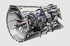 G750 Gearbox