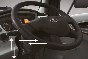 Tilt and Telescopic Steering